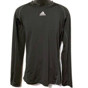 Adidas Men's Black Performance Compression Shirt